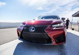 lexus f 5 0 sedan v8 first drive review 2016 lexus gs f 95 octane