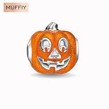 halloween charm bracelet online get cheap pumpkin charms aliexpress com alibaba group