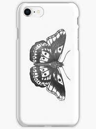 harry styles butterfly iphone cases skins by duhgrace