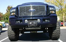 2007 ford f250 harley davidson lifted 2005 ford f250 duty harley davidson truck front detail