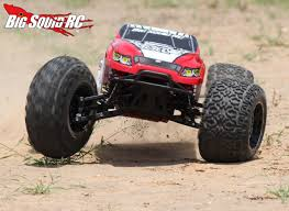 videos of rc monster trucks review u2013 losi lst xxl 2 4wd gasoline monster truck big squid rc