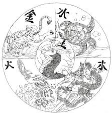 coloring page china chinese mandala 15
