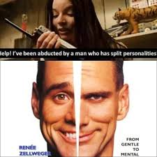 Multiple Picture Meme - from gentle to mental multiple personalities captor know your meme