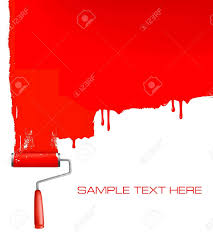 Red Paint by 434 487 Color Paint Stock Illustrations Cliparts And Royalty Free