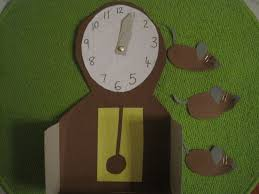 the importance of nursery rhymes hickory dickory dock squashed