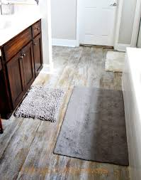 how to paint sub floors to look like wood planks cece
