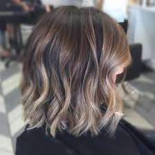 short brown hair with light blonde highlights hairstyle short brown hairstyles 2017chris bob with highlights