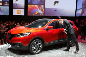 nissan qashqai price in india renault unveils first compact suv kadjar to beat nissan u0027s qashqai