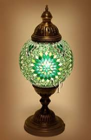 Mosaic Table Lamp Mosaic Lamps Ottoman Lamps Turkish Lighting Manufacturer
