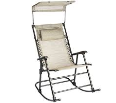 Bliss Zero Gravity Lounge Chair Bliss Hammocks Deluxe Foldable Rocking Chair With Sun Shade Page