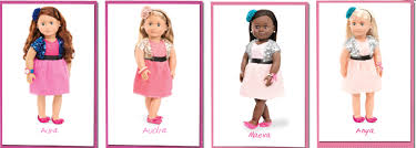 cute hairstyles for our generation dolls some our generation dolls come with specialty accessories