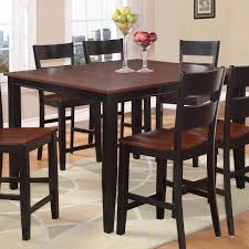 dining room table counter height furniture oval dining room sets counter height pub table