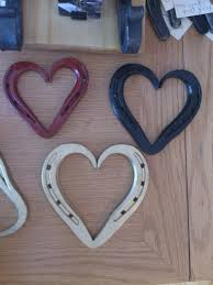 heart shaped horseshoes 73 best horseshoes images on horseshoe horseshoe
