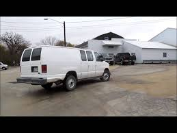 2002 ford econoline e350 super duty extended van for sale sold