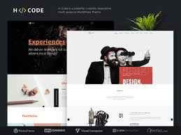 Free Homepage For Website Design 20 Brilliant Wordpress Themes For Designers 2017 Colorlib