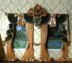Modern Valances For Living Room by Curtains With Valance For Living Room U2014 Liberty Interior