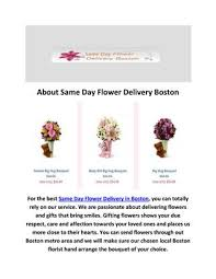Flower Delivery Boston Call 617 858 8018 For Same Day Flower Delivery Boston Ma By