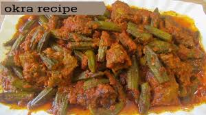 cuisine afghane okra with bamia afghan cuisine bhindi masala recipe qorma