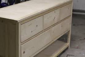 Pottery Barn Inspired Diy Dresser Plans To Build A Dresser Bestdressers 2017