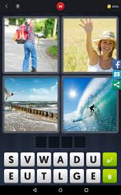 4 pics 1 word answers level 1 to 50 4 pics 1 word level 20 wave