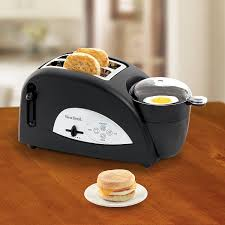 unique kitchen tools amazon com west bend tem500w egg and muffin toaster kitchen u0026 dining