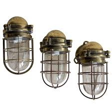 Nautical Light Fixtures Bathroom Feiss Vs36003 Dab Renewal Nautical Bath Lighting