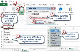 automating data validation lists in excel accountingweb