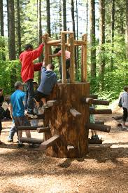 Natural Playground Ideas Backyard North Canyon Nature Play Area Silver Falls State Park Oregon
