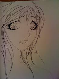 sketch sad by ninja2of8 on deviantart