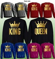 king gold color his and hers new color matching