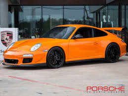 2011 porsche gt3 rs for sale 2011 porsche 911 gt3 rs in a paint to sle orange cars