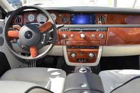 Rolls Royce Phantom Interior Features Rolls Royce Phantom Ii Limousine Star City Limousine