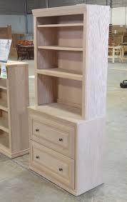 oak lateral file cabinet with hutch u2013 furniture warehouse
