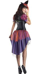 naughty witch costume and kindhearted witch costume