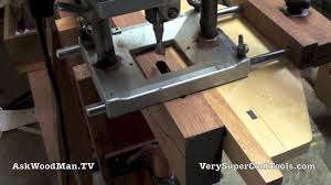 task force router table manual how to build a router edge guide 8 8 youtube