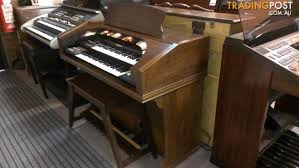 conn organ 552 theatrette 1972 for sale in preston vic conn