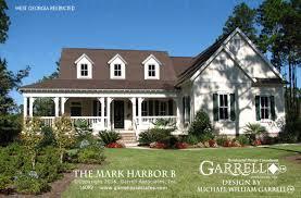 mark harbor b house plans by garrell associates inc