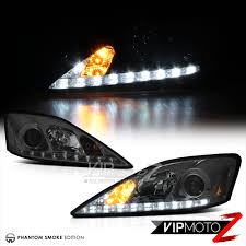 lexus is250 vietnam 06 13 lexus is250 is350 smoke drl light bar projector headlights