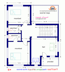 Kerala Home Design Floor Plan And Elevation by Home Design 2700 Sqfeet Kerala Style Plan And Elevation Intended