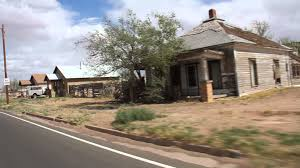 Abandoned Places In New Mexico by A Drive Through Tucumcari New Mexico Youtube