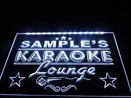 aliexpress com buy dz012 name personalized custom karaoke lounge