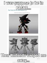 Playstation Meme - shadow in playstation all stars meme by chancethehedgie15260 on