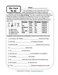 action verb practice worksheets action verbs the sentence and