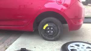 2011 hyundai elantra spare tire 2012 hyundai accent spare tire