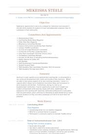 Writers Resume Sample by Contributing Writer Resume Samples Visualcv Resume Samples Database