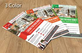 real estate brochure templates psd free real estate flyer template 27 free psd ai vector eps format