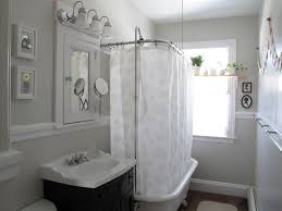 clawfoot tub shower curtain for bathroom perfection cafemomonh