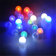 1200 pieces lot battery waterproof mini led light floating