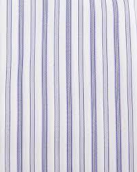 charvet ground stripe french cuff dress shirt