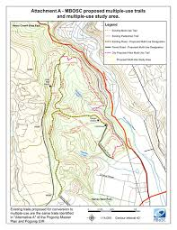 Henry Cowell State Park Map by Pogonip Trail Map Adriftskateshop